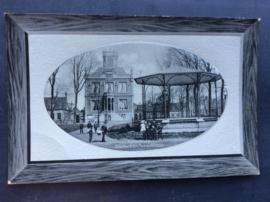 Aardenburg, Stadhuis en muziektempel, 1914