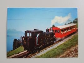 Vitznau-Rigi-Bahn, Alteste Berg-Zahnradbahn Europas