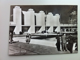 Heemstede, Flora 1953 (foto1)