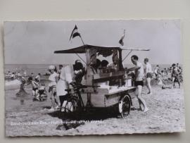 Zandvoort aan zee, Holl. Nieuwe op het strand