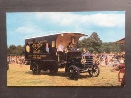 MC Curd Box Lorry, 1913