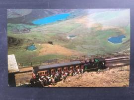 The Mountain Railway, Snowdon Summit