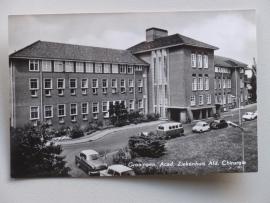 Groningen, Acad. Ziekenhuis Afd Chirurgie