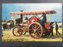 Garret Showmans Tractor No. 33987, 1920