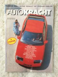 Autokracht magazine, Juli/Augustus 1987