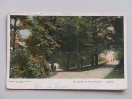Utrecht, Plantsoen bij de Sterrentoren  (1906)