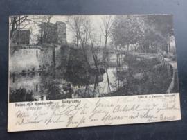 Hoorn, Ruïne van Brederode, 1906
