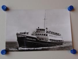 Terschelling, De Friesland nadert het eiland