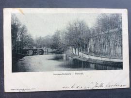 Utrecht, Servaas Bolwerk, 1906