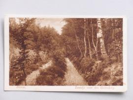 Dieren, Laantje naar den Geitenberg 1932