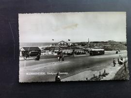Bloemendaal, Eindpunt Zeeweg (1958)