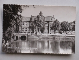 Hoorn, Veliusbrug met U.L.O.School