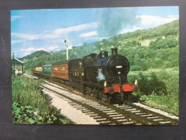 Keighley and Worth Valley Railway, No 3924