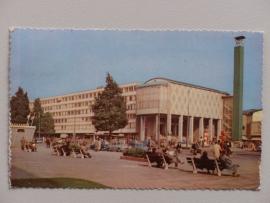 Rotterdam, Coolsingel met Beursgebouw  (1957)