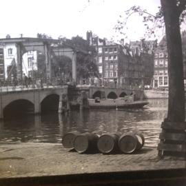 Glasfotos Hollandse steden en dorpen 8x