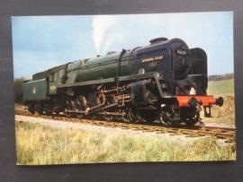 "Locomotive ""Evening Star"""