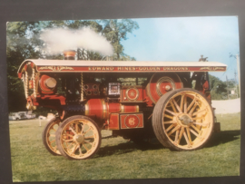 "Burrell Showman Engine No: 3938 ""Quo Vadis"", 1922"