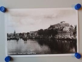 Amsterdam, Amstel met magere brug