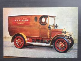 Albion Van, 1910