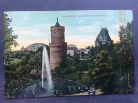 Nijmegen, Kronenburgerpark, 1910