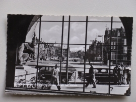 Den Bosch, Stationsweg gezien vanuit het Station
