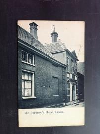 Leiden, John Robinsons House