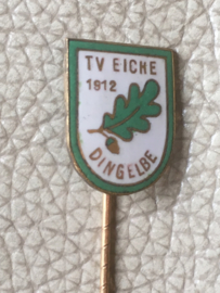 TV EICHE 1912 Dingelbe (emaille)