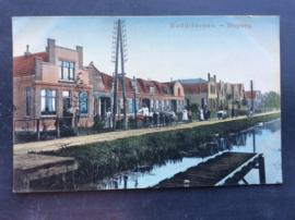 Waddinxveen, Brugweg, 1914