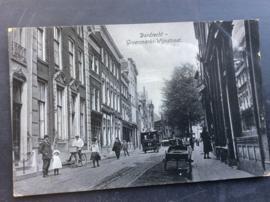 Dordrecht, Groenmarkt-Wijnstraat, 1916