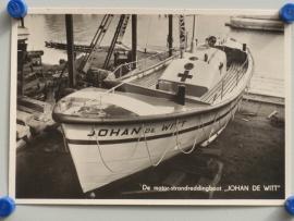 "Schiermonnikoog, Motor-strandreddingsboot ""Johan de witt"" (1941)"