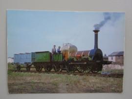 "Locomotief ""Lion"" 1838"