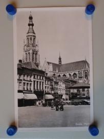 Breda, Markt (1954)