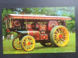 "Burrell Showmans Engine No: 3610 ""William"", 1914"