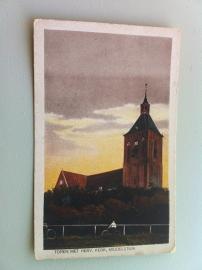 Middelstum, Toren met Herv. Kerk