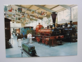 Halle Rollmaterial, Hall of railway stock