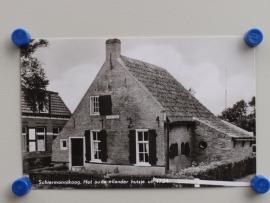 Schiermonnikoog, Het oude eilander huisje uit 1724