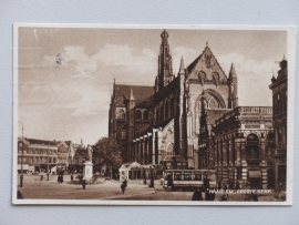 Haarlem, Groote Kerk (1929)