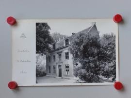 """Arkel (bij Gorinchem), Jeugdherberg """"De Pinksterblom"""" (1954)"""