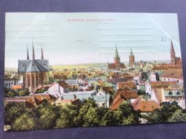 Nijmegen in vogelvlucht, 1909
