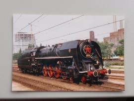 Locomotief 475 078 ? (foto) 10x15 cm