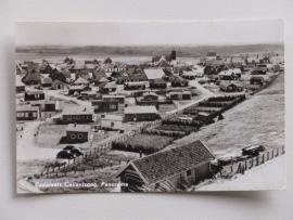 Callantsoog, Panorama van badplaats 1962