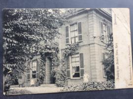 Barneveld, Pastorie der Nederl.Herv.Kerk, 1911