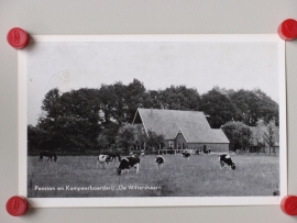 "* Pension en kampeerboerderij ""De Wiltershaar"" (1954)"