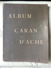 Album Caran D Ache