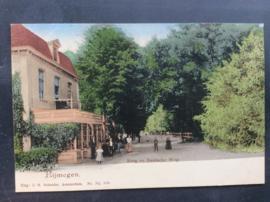 Nijmegen, Berg en Daalsche weg, rond 1910