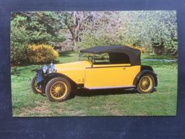 Bugatti Type 38 Torpedo, 1926