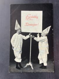 Gelukkig Nieuwjaar, 1906