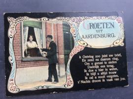 Aardenburg, Groeten uit, 1914