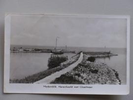 Medemblik, Havenhoofd met IJsselmeer
