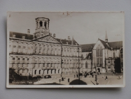 Amsterdam met Kon. Paleis